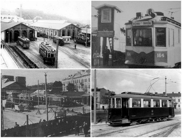 Львівські трамвайні депо. Історія і сучасність