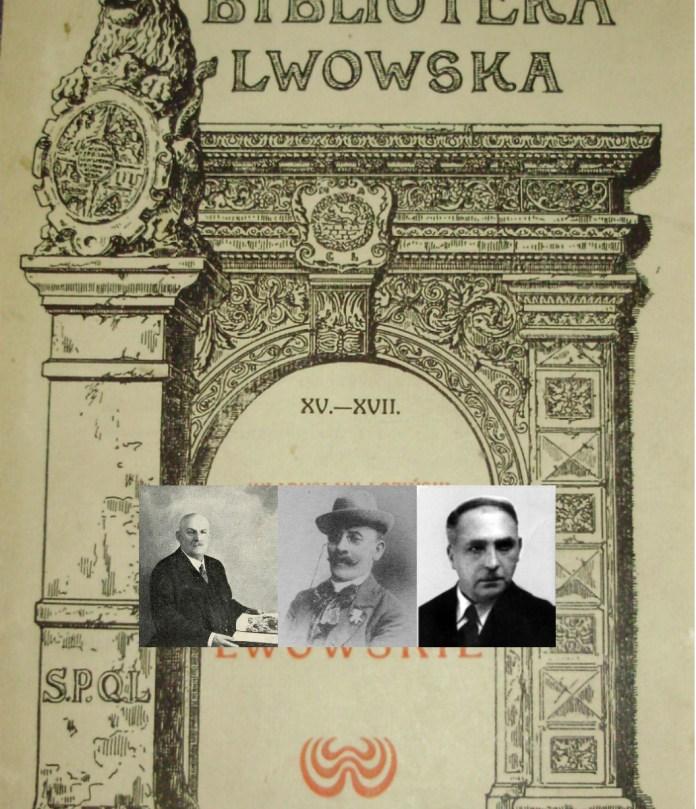 Львівські жреці музи Кліо, або один захоплюючий проект з історії Львова 100 років тому