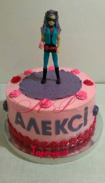 3D торти Наталі Іваницької