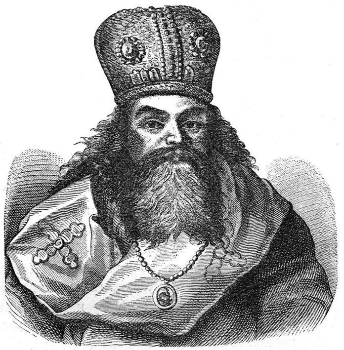 Теофан Прокопович. Фото з http://www.wikiwand.com/uk/Феофан_Прокопович