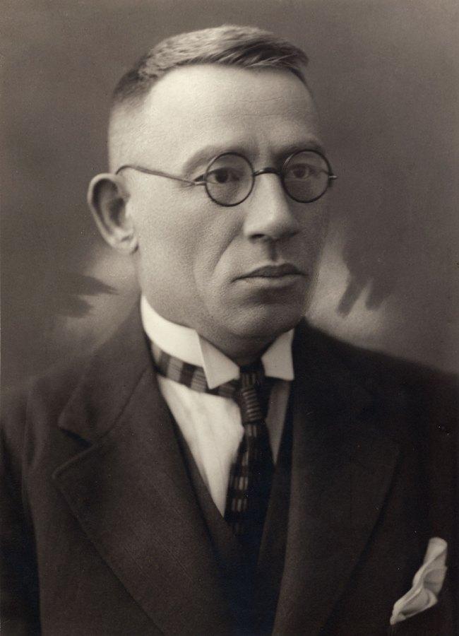 Осип Назарук. З приватної колекції Романа Метельського