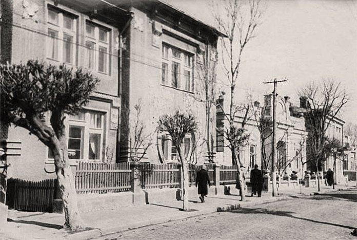 Будинок Вігдоровича в Рівному, 1960-і роки