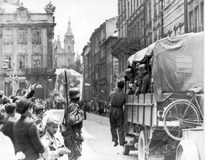 Площа Ринок, 1941 р.