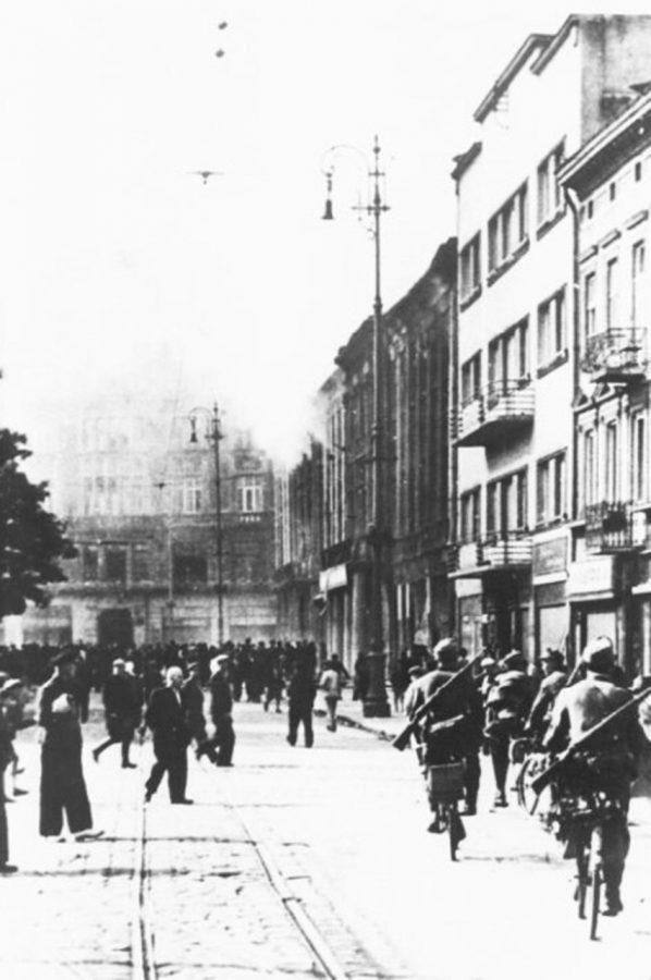 Проспект Свободи, 1941 р.