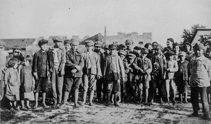 Місто Броди, 1919 р.