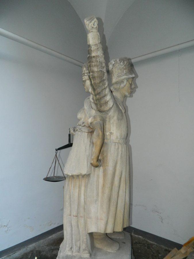 Прангер, або стовп ганьби. Фото з https://uk.m.wikipedia.org