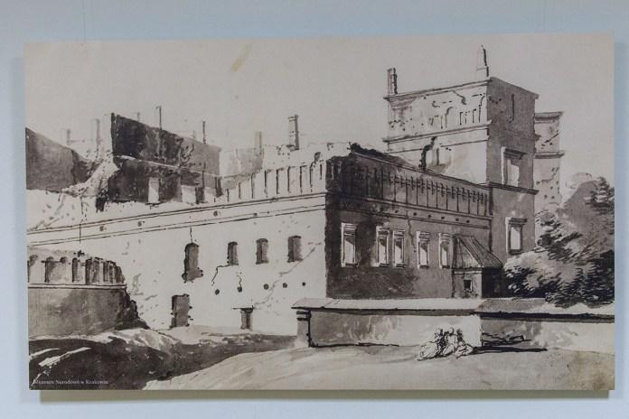 Експозиція виставки «Археологічні знахідки Палацу Великих Князів Литовських. Повсякденність Вільнюського двору»