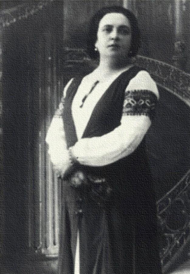 Марія Весоловська