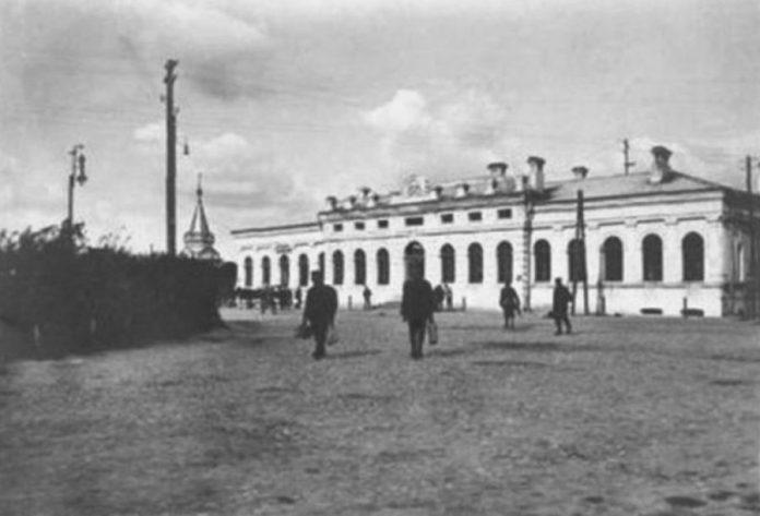 Вокзал у Володимирі-Волинському. 1910-ті рр