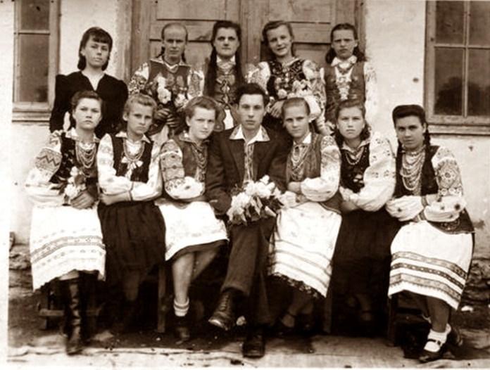 Школа на Рівненщині, 1946 рік