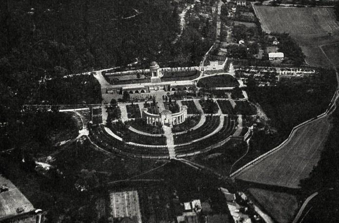 Цвинтар Оборонців Львова, Львів. Фото 1938 року