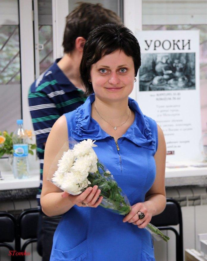 Наталія Курій-Максимів