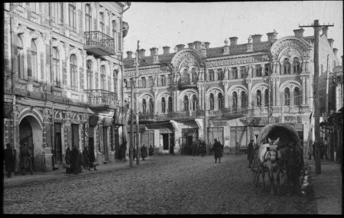 Луцьк початку ХХ століття. Фото з Австрійської національної бібліотеки