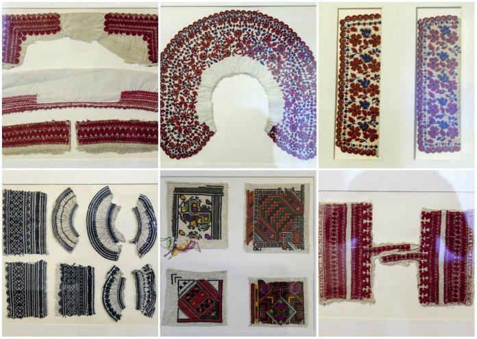 Виставка «Українська народна вишивка із колекції Олени та Ольги Кульчицьких» зібрала унікальні експонати