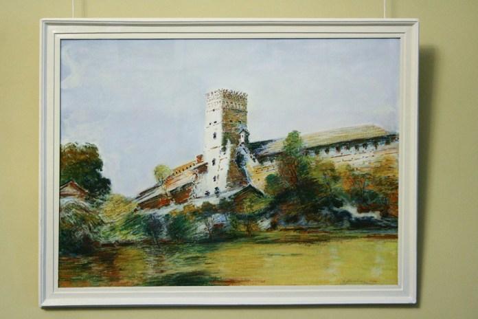Картина роботи Василя Маловиці