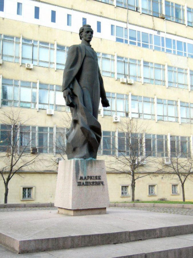 Пам'ятник Маркіяну Шашкевичу у Львові