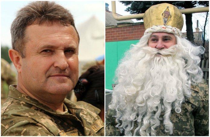 Святий Миколай, або полковник Віталій Провозін