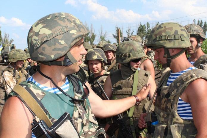Оборонці Луганського аеропорту , 2014 рік