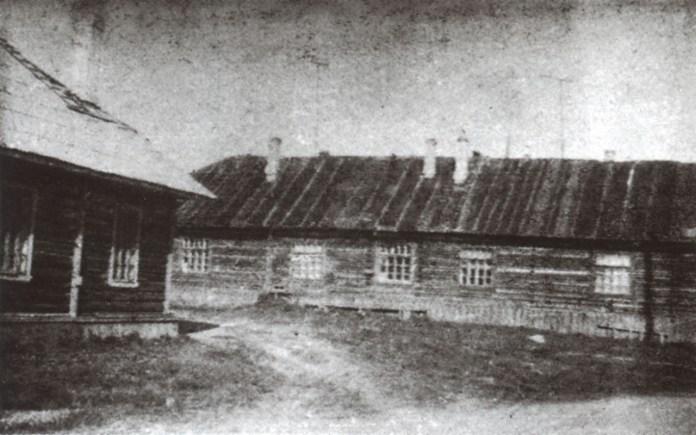 Соловецькі бараки