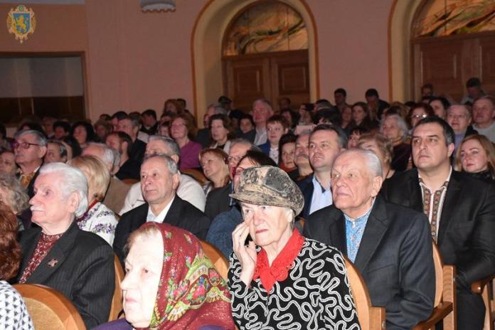 Урочистості з нагоди відзначення 90–річчя Організації українських націоналістів