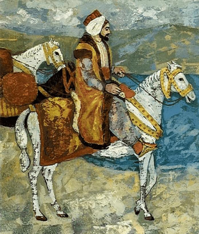 Турецький мандрівник Евлія Челебі. Фото з https://uk.wikipedia.org/wiki/Евлія_Челебі