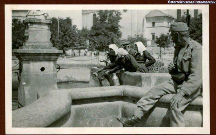 Жовква, 1914-1918 рр.