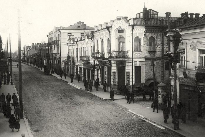 Луцьк початку ХХ століття