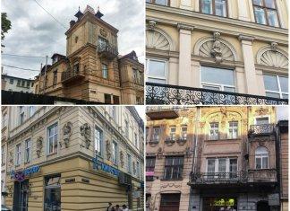 Погруддя Львова - відомі та не дуже