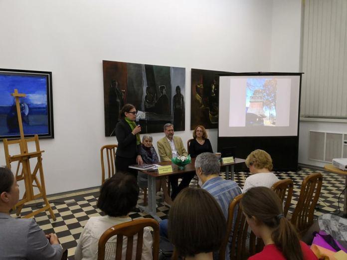 У Києві презентували книгу про унікальну дрогобицьку церкву Святого Юра