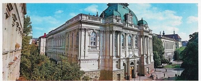 Національний музей у Львові, 1979 р.