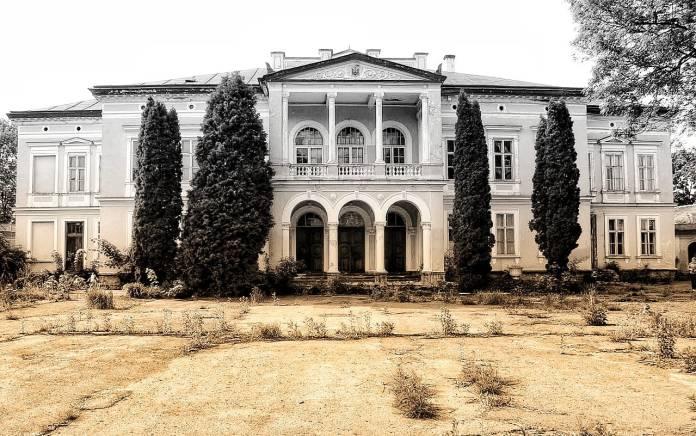 Палац Бадені у Буську