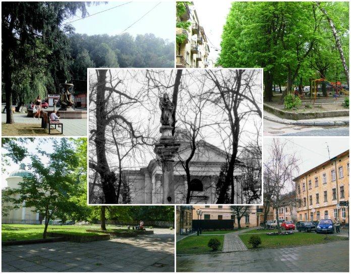 5 міських площ, про які не знають навіть львів'яни