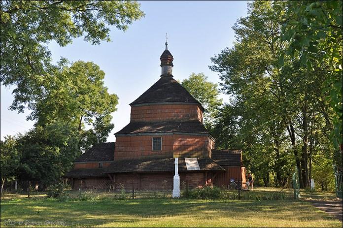 Храмі святої Параскеви у місті Буськ