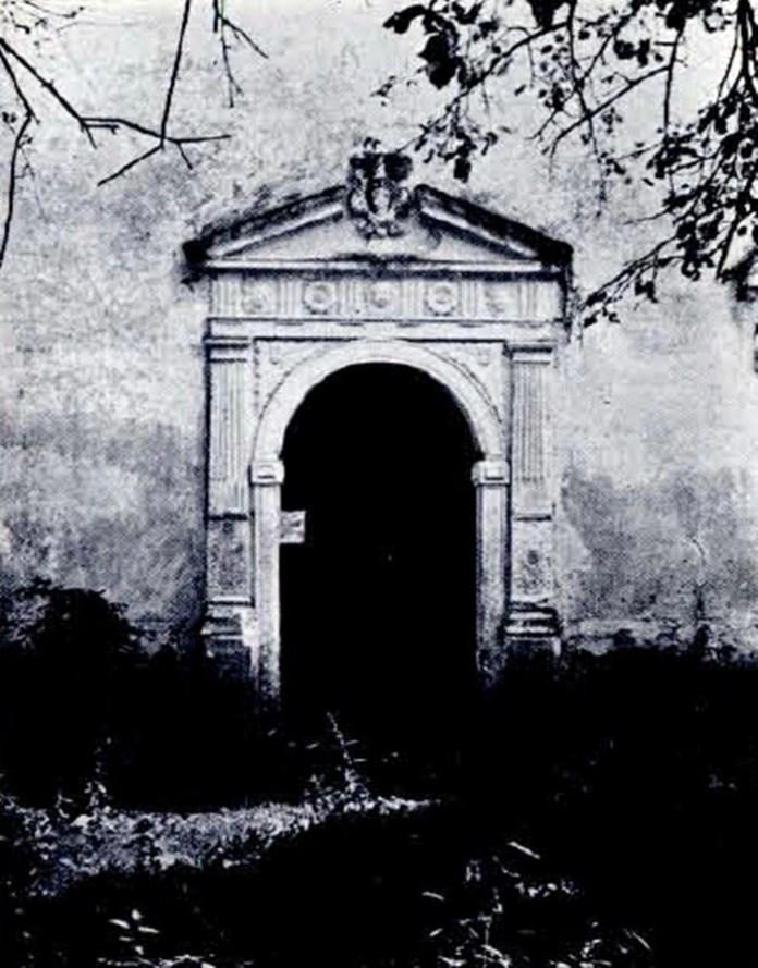 Монастир, (портал), 1935 рік