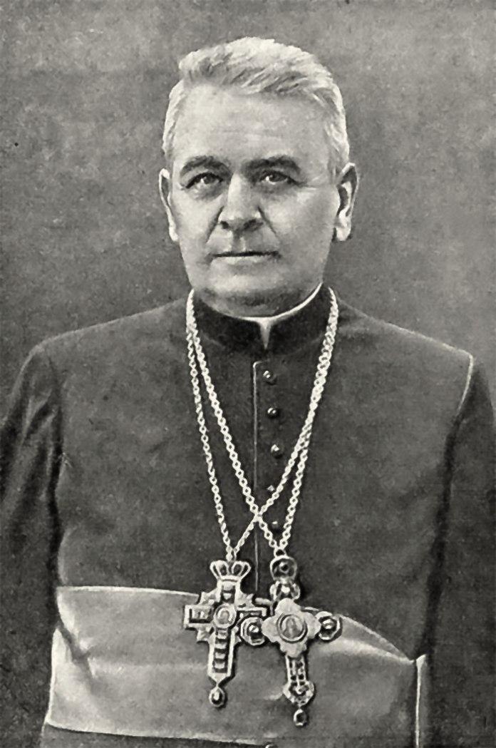 Гавриїл Костельник (1886–1948), який у складі делегації з архимандритом Климентієм Шептицьким їздив у 1944 році до Москви