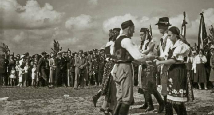Торги, етнографічне свято, 1935 рік