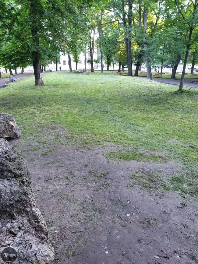 Бомбосховище у Львові на Підвальній. Фото Андрія Риштуна