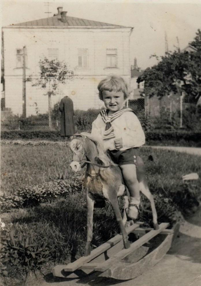 Михайло Солоненко, 1939 р.