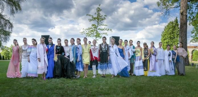 Оксана Караванська представила ювілейний Український Haute Couture