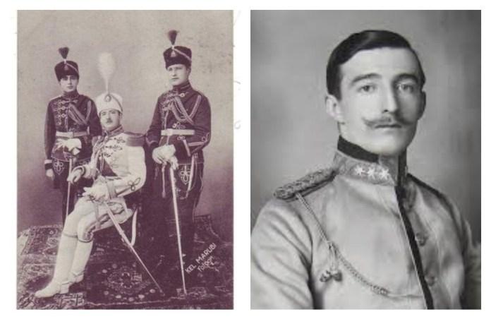 Король Албанії Ахмет Зогу