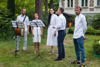 """Гурт """"КУРБАСИ"""" на благодійному вечорі зі збору коштів на лікування Сергія Загасайла"""
