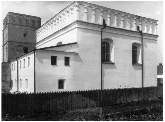 Велика синагога в Луцьку