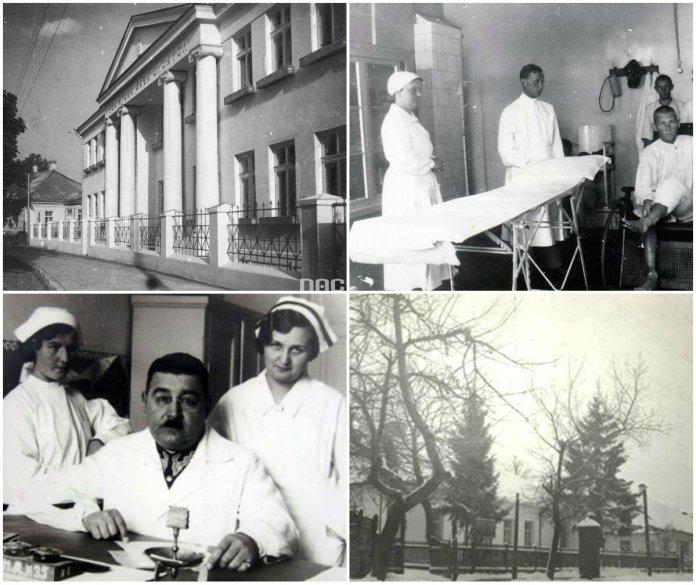 Операцію на серці в Рівному робили вже сто років тому. Лікарі Прохорови