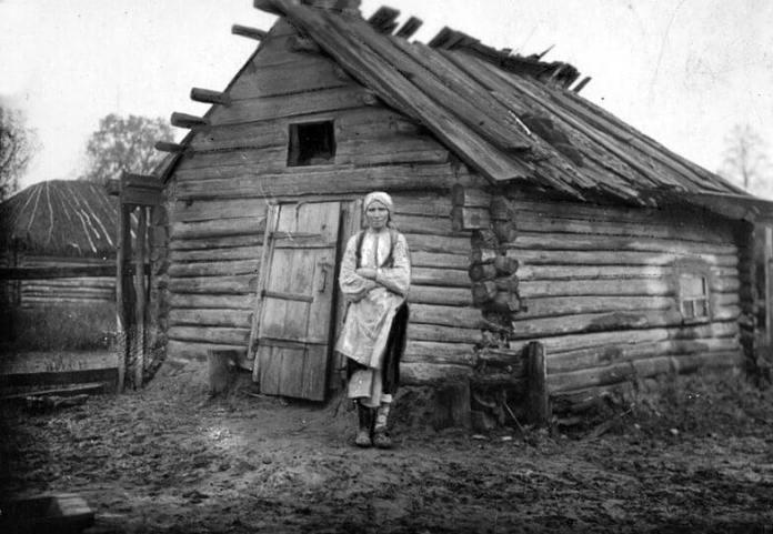 Мешканка Сарненського повіту, 1920-і рр.