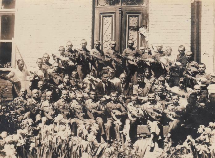 Шкільний оркестр, 1930-і рр.