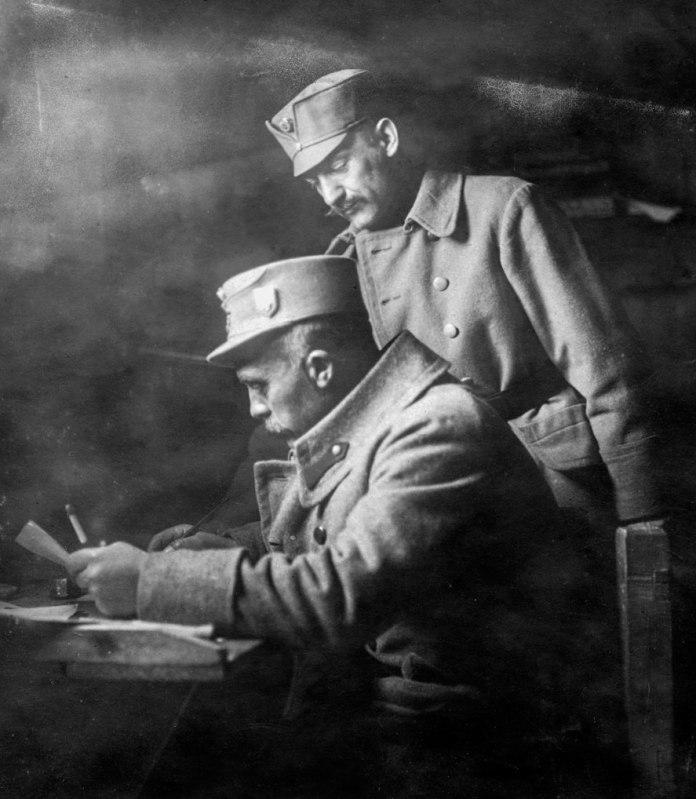 Мирон Тарнавський та Старосольський