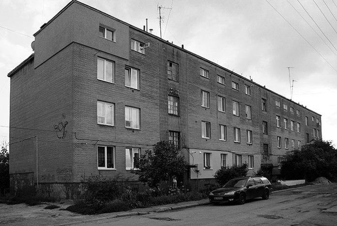 Будинки по вулиці 8 березня в Луцьку. Фото Олександра Котиса