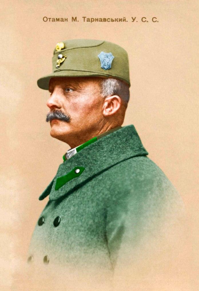 Генерал Мирон Тарнавський. Фото з ресурсу http://na-skryzhalyah.blogpost.com/2016/05/blog-post 14html