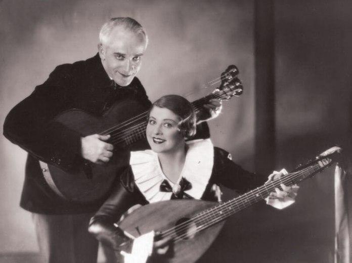 Софія Терне і Маріан Рентген, 1936 рік