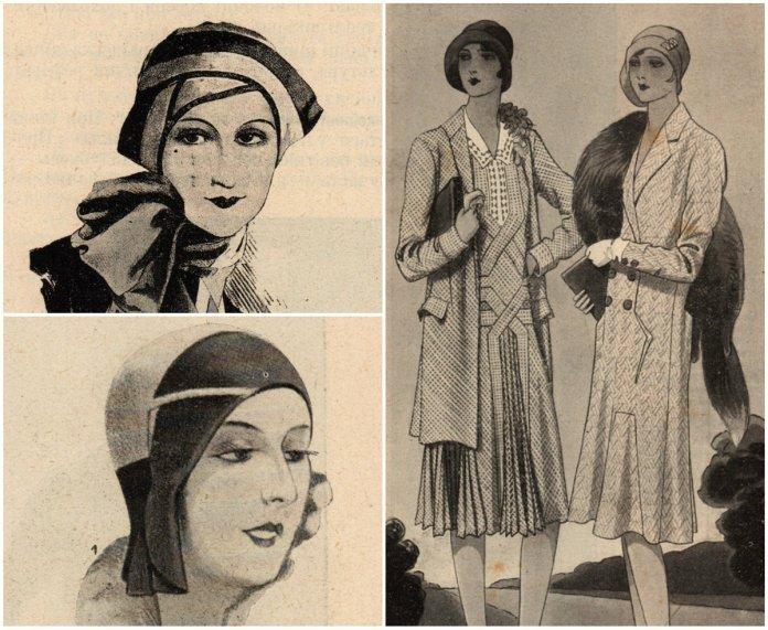 Тенденції осінньої моди 1929 року у Львові
